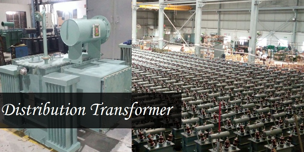Distribution Transformer in India