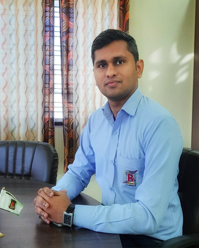 Mr. Suraj Chinchankar