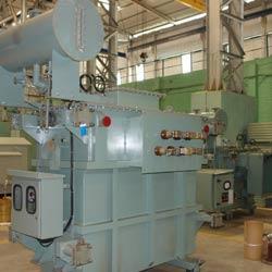 induction furnace transformer