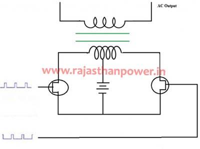 inverter transformer circuit diagram