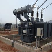 solar farm transformer