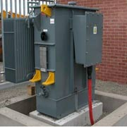 step down distribution transformer